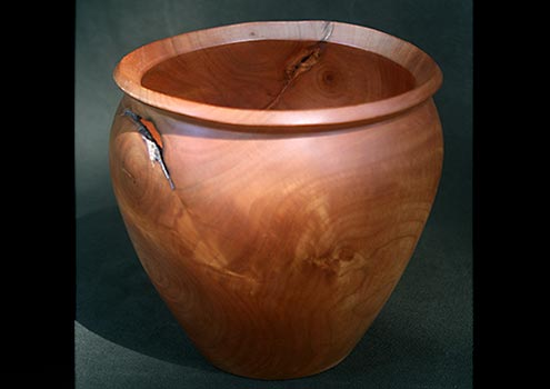 hand turned wooden bowl by Hounds Bay Woodworking
