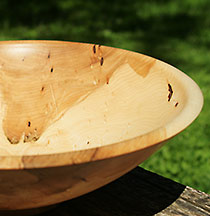 how to care for your wooden bowl